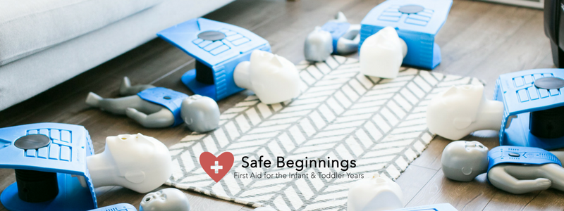Emergency First Aid for Childcare Safe Beginnings
